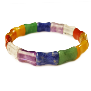 chakra,bracelet,gemstone,bead