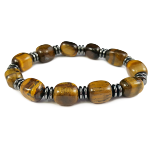 tigers eye,gold,brown,bracelet,bead,gemstone
