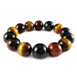 tigers eye,gold,red,blue,mixed tigers eye,gemstone,bracelet