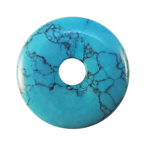 turquoise,donut