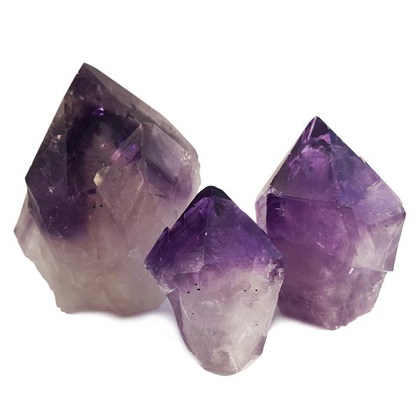 amethyst,point,purple,natural,mineral,rough,rock,gemstone