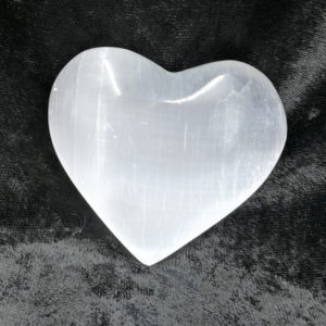 selenite,heart