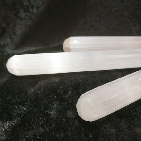 selenite,wand,healing,massage,south africa,gemstone
