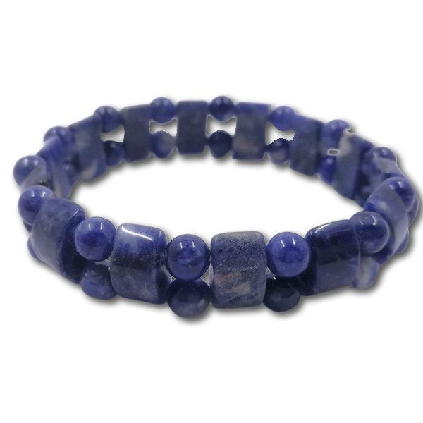 sodalite,blue,bracelet
