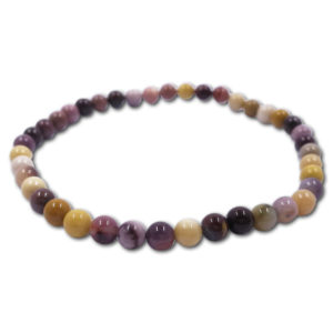 mookaite,maroon,yellow,multi-colour,bracelet,bead